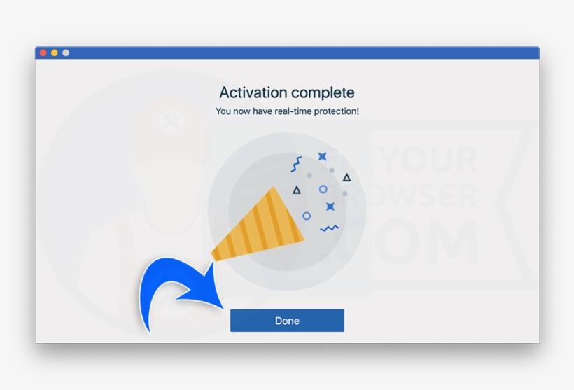 Malwarebytes Mac - Activation Complete - Malwarebytes - Free
