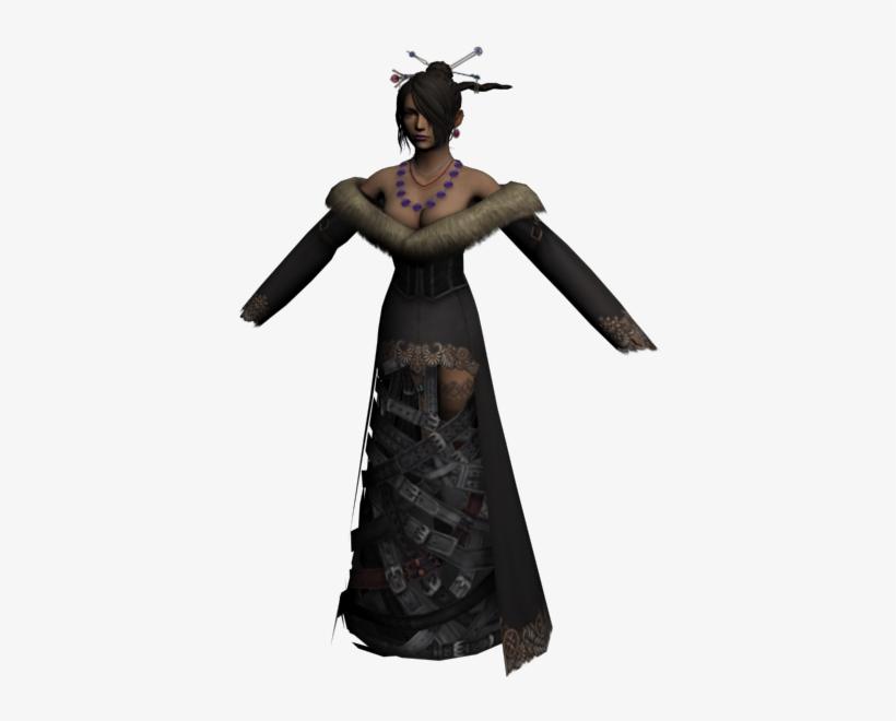 Ffx Lulu Hi-res Render - Final Fantasy X Lulu Png, transparent png #3365065