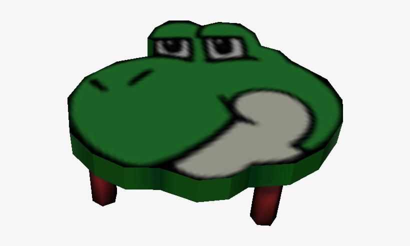 Mario Party 4 Bowser Green Vertebrate Cartoon Plant Yoshi