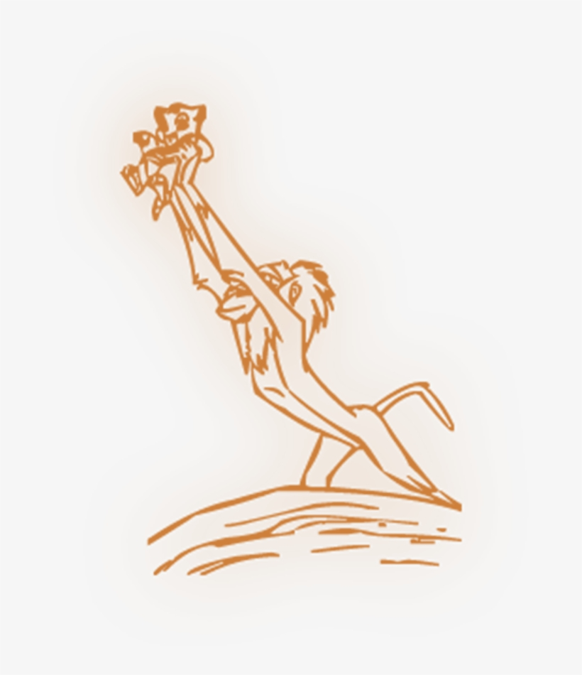 Lion King - - Lion King Coloring Pages, transparent png #3366501
