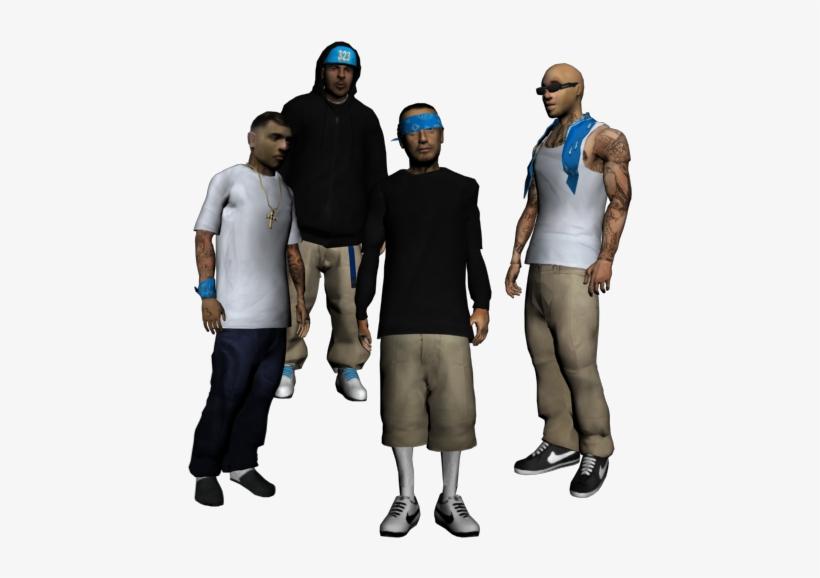 New Character El Coronas Gang For Gta San Andreas - Mexican