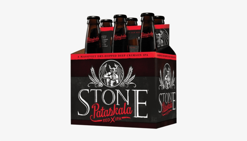 Craft Beer Stone Pataskala Red X - West Coast Ipa Stone, transparent png #3367798