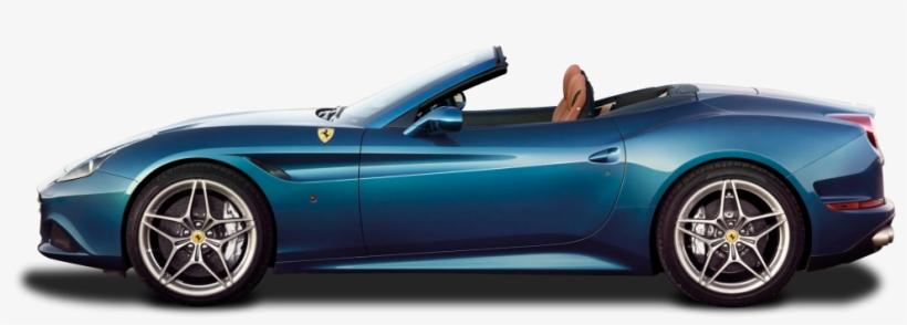 Pngpix Com Blue Ferrari California T Car Png Image, transparent png #3370266