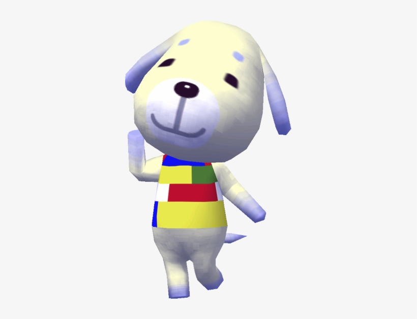 Daisy Gender - Animal Crossing New Leaf Daisy, transparent png #3371490