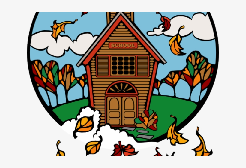 Fall Clipart School - Great First Day, transparent png #3371942