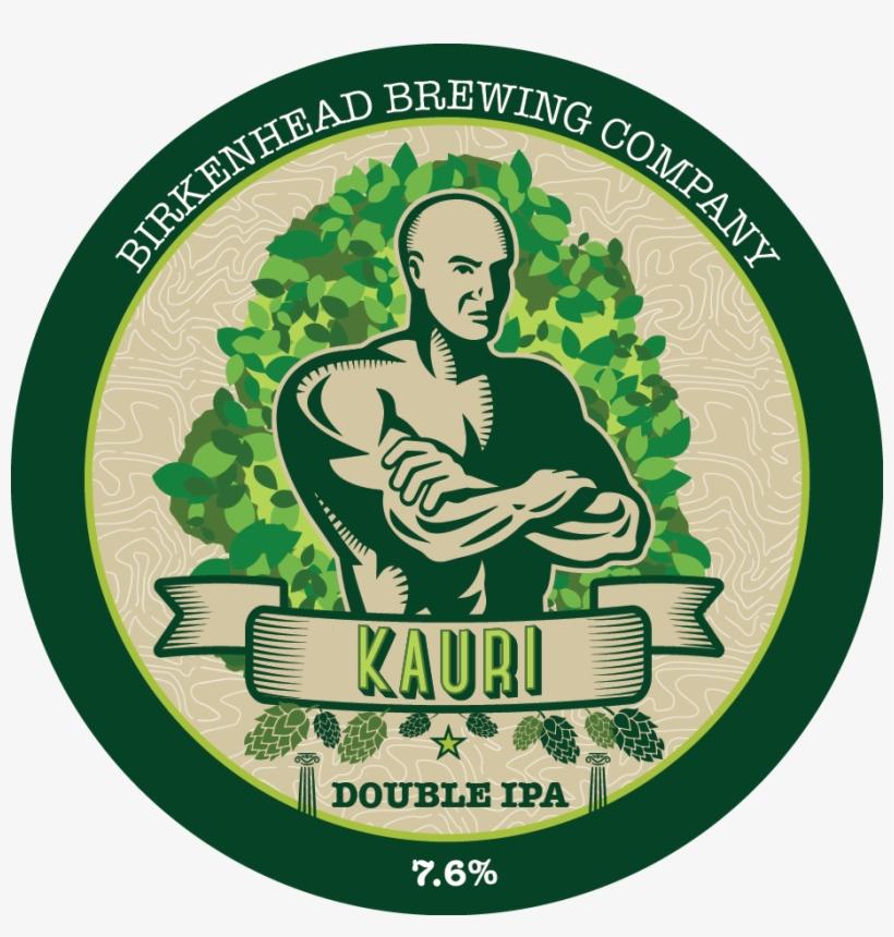Kauri - Format - Png - Birkenhead Brewing Company Kauri Double Ipa (888ml), transparent png #3373224