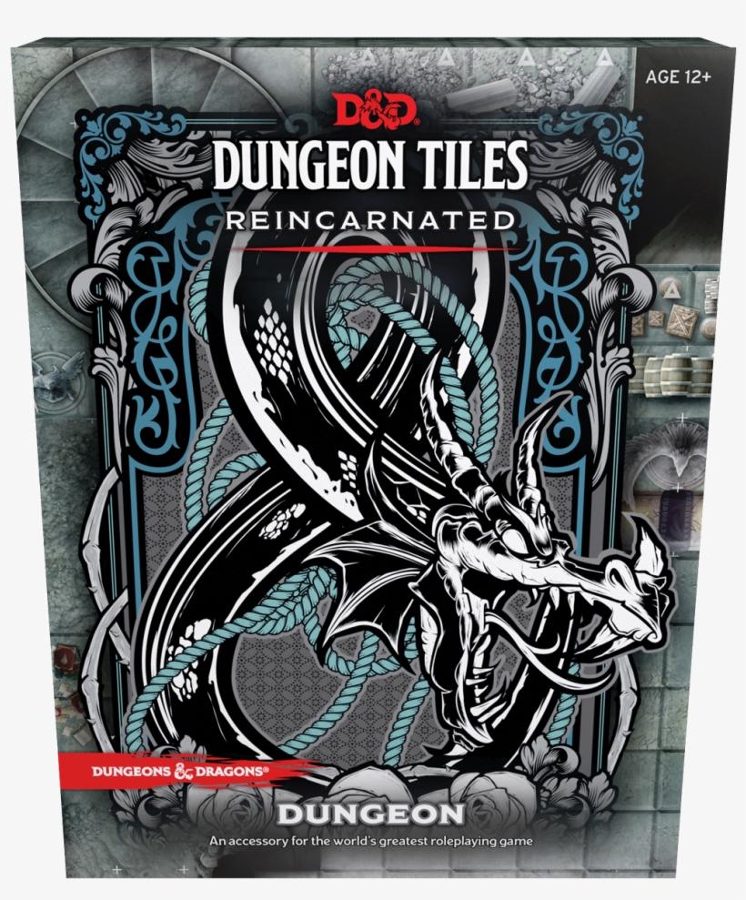 D&d Dungeon Tiles Reincarnated Dungeon Rrp $34 - D&d Dungeon Tiles Reincarnated, transparent png #3375795