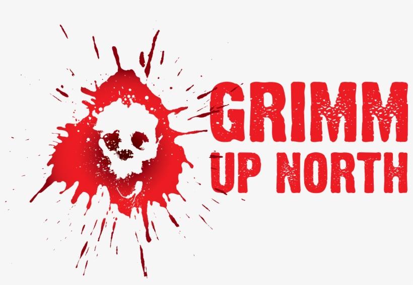 Grimm Up North Logo - Grimm Up North Film Festival, transparent png #3376111