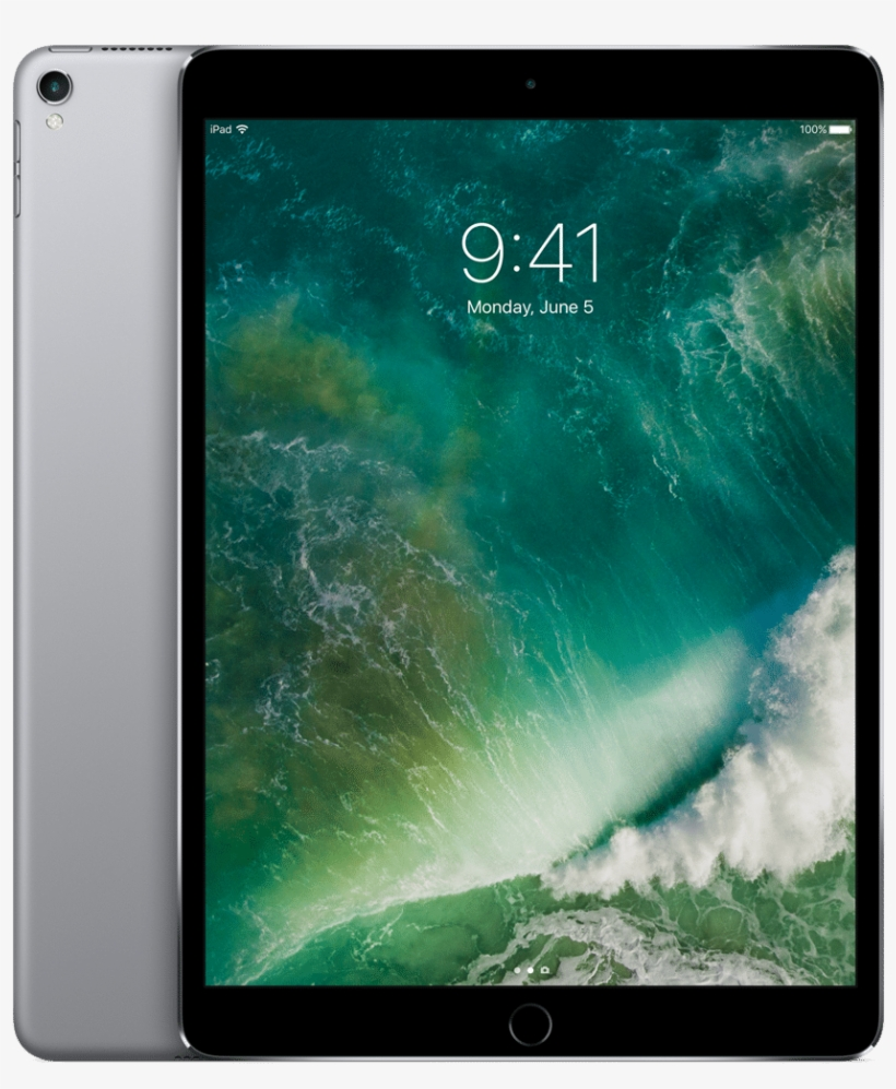 5-inch Ipad Pro Review Roundup - Ipad 2017 32 Gb, transparent png #3377616