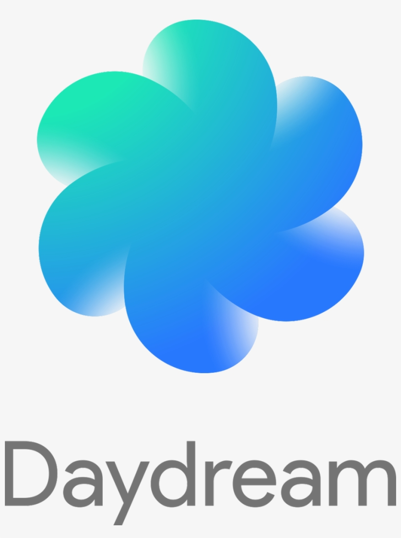 Google Ar & Vr On Twitter - Google Daydream Logo Png Black, transparent png #3378631