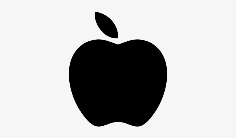 Apple Vector - Apple Fruit Shape, transparent png #3379187