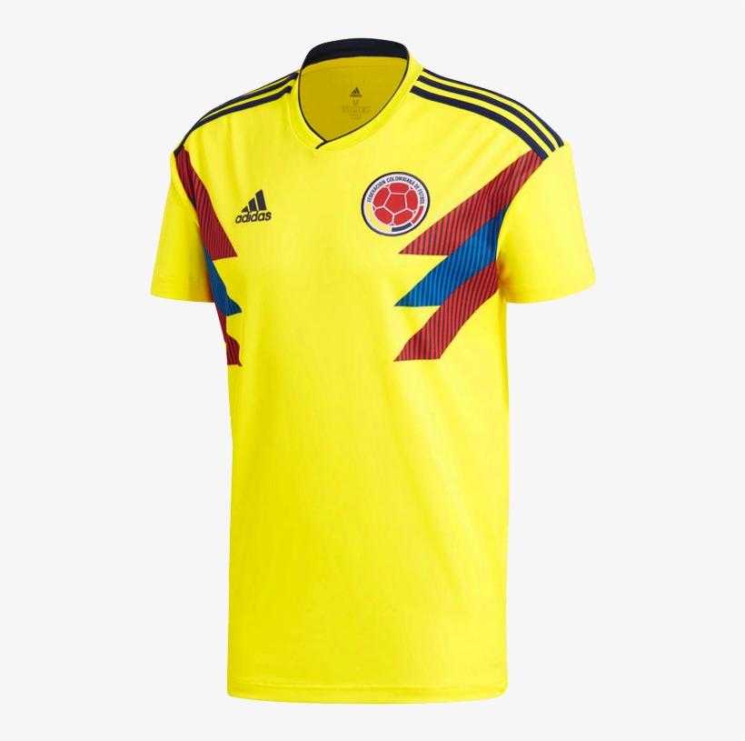 Camiseta Adidas Seleccion Colombia Home Rusia - Columbia 2018 World ... df78065e8