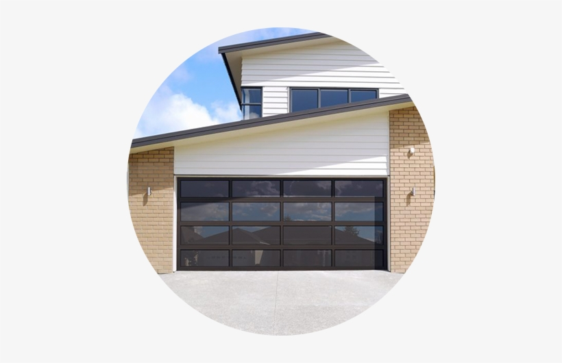 Garage Door Service & Maintenance In Winchester, - Glass Garage Doors, transparent png #3381896
