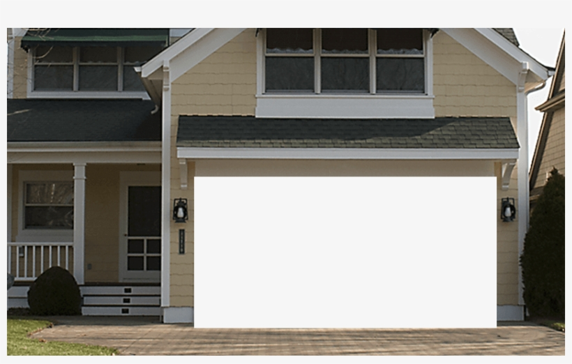 Door Specifications - Garage Door, transparent png #3382055