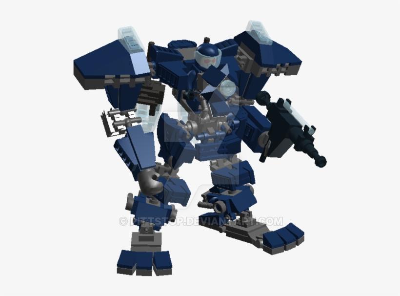 179kib, 900x525, Lego Mech - Lego Digital Designer Mech