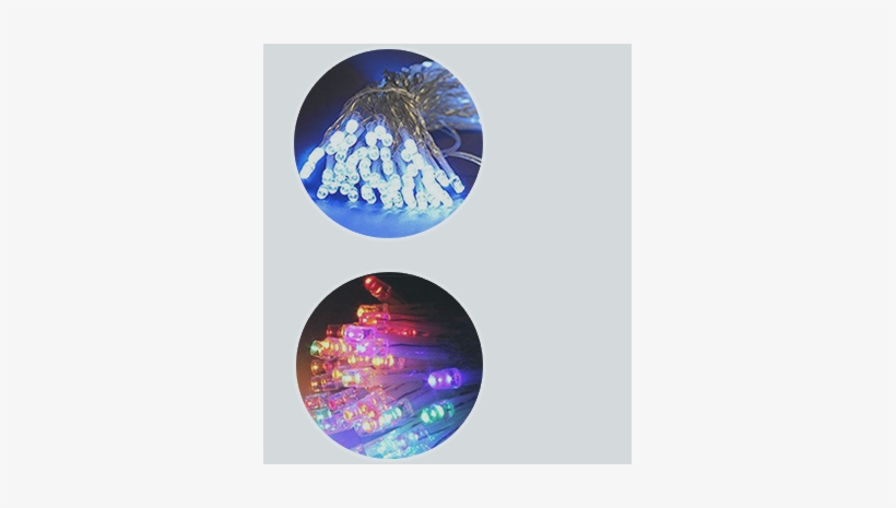 Disney B/op 50 Multi Coloured Led Lights Perfect For, transparent png #3385485
