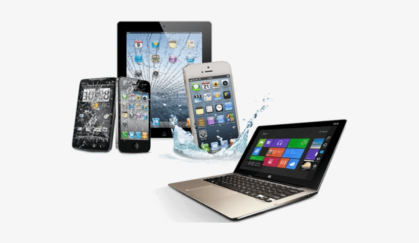 Tablet Pc And Cell Phone - Computer And Mobile Repair, transparent png #3387272