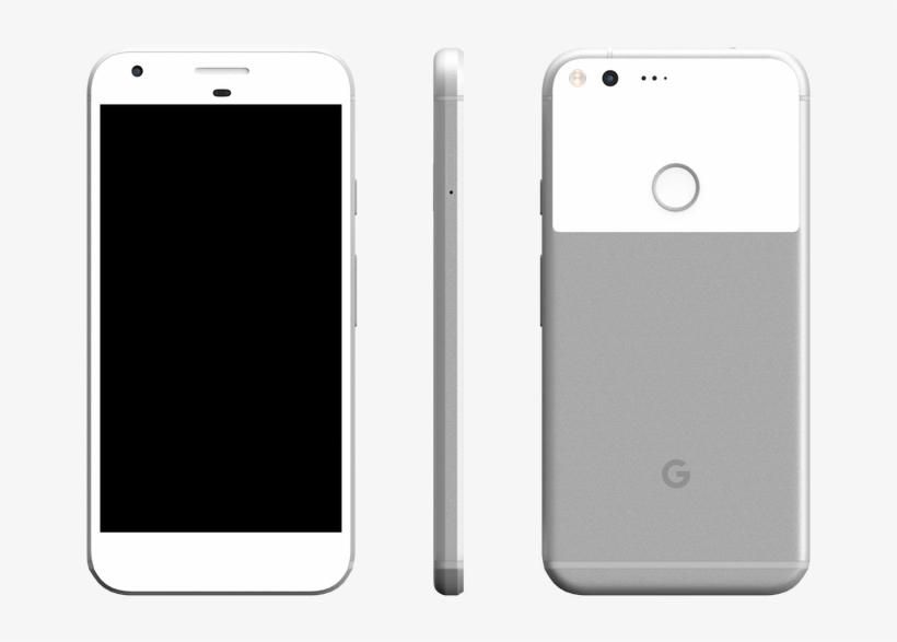 Google Pixel Xl Skin //dlb99j1rm9bvr - Google Pixel 1 Xl White, transparent png #3393714