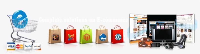 Graphics & Multimedia Design - Ecommerce Website Banner Png, transparent png #3394947