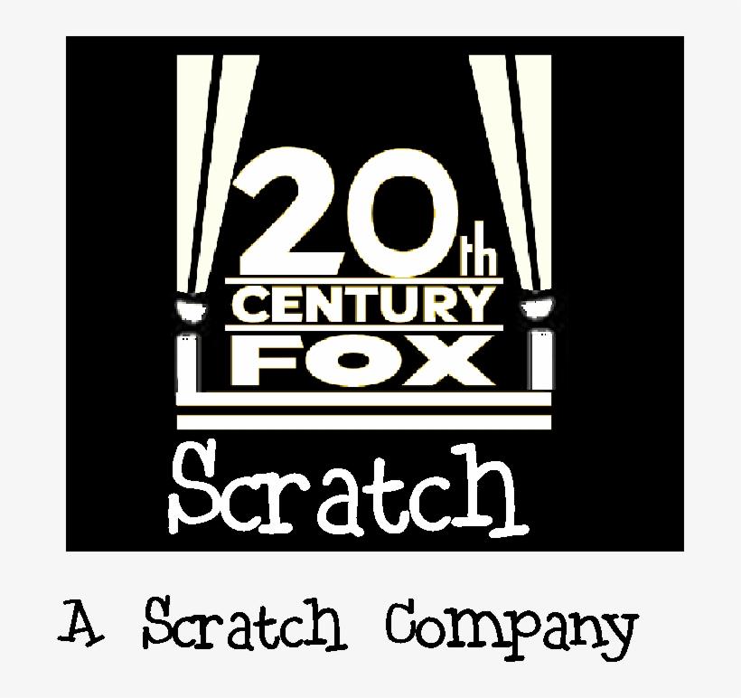 20th Century Fox Scratch Logo - Logo 20h Century Fox, transparent png #3395235