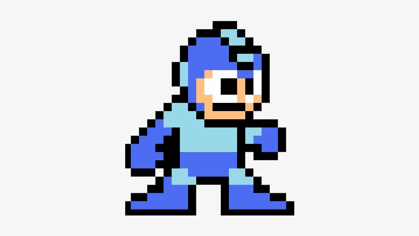 8 Bit Video Game Character, transparent png #3397775