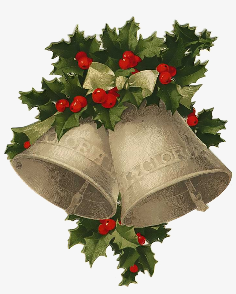 Round Transparent Png Christmas - Victorian Christmas Card Designs, transparent png #3398394