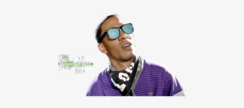 Posted Image - Kid Cudi Glasses, transparent png #3398993