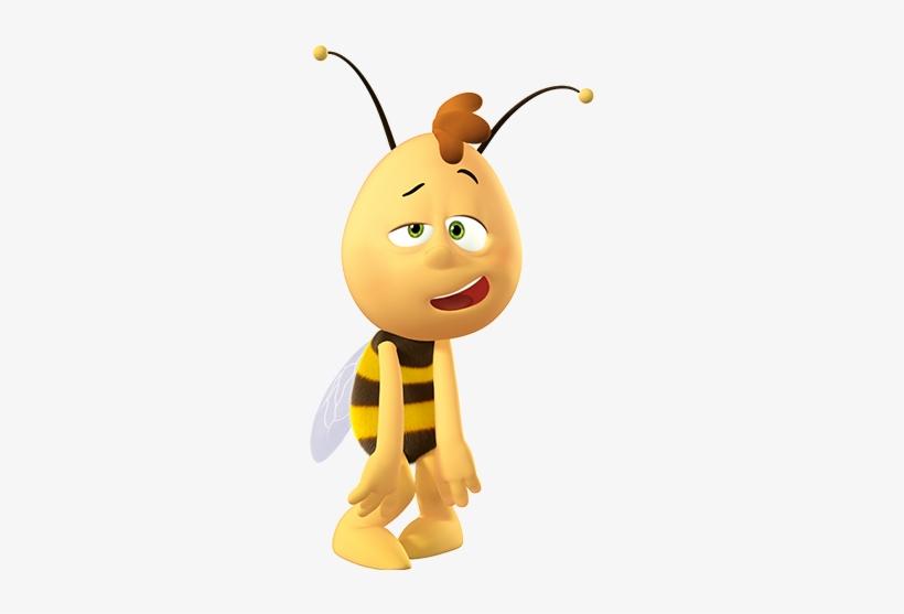 Cartoon Clipart Movie Honey Bee Maya The Bee Png 259 - Maya The Bee, transparent png #3399904