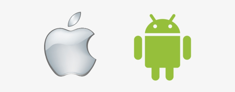 Android Logo Png Transparent Background Download - Android Ios Logo Vector, transparent png #341445