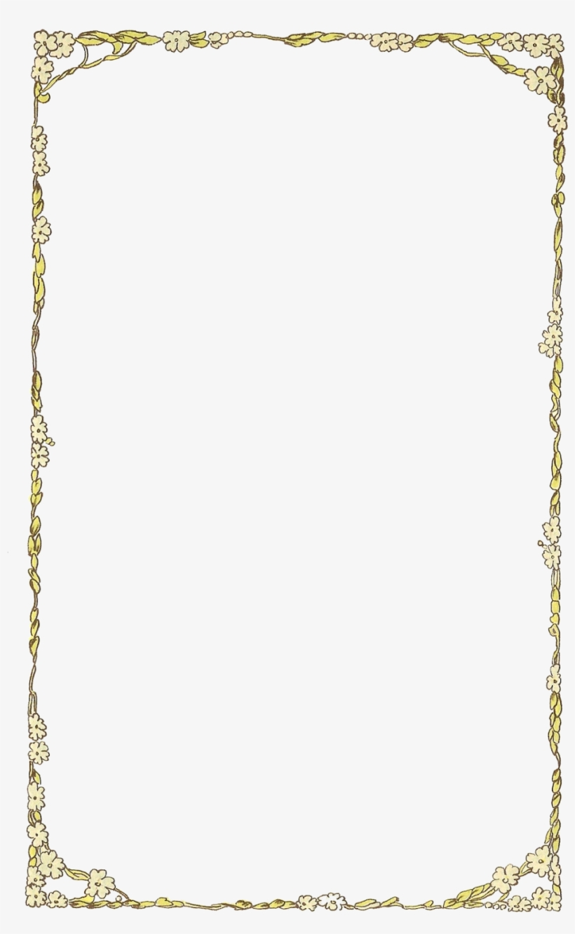 Go To Image - Clip Art Paper Frames Png, transparent png #342109