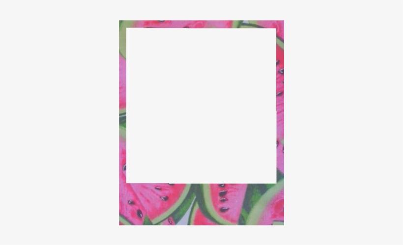 Transparent Polaroid Frame Tumblr For Kids - Polaroid Tumblr Png, transparent png #342983