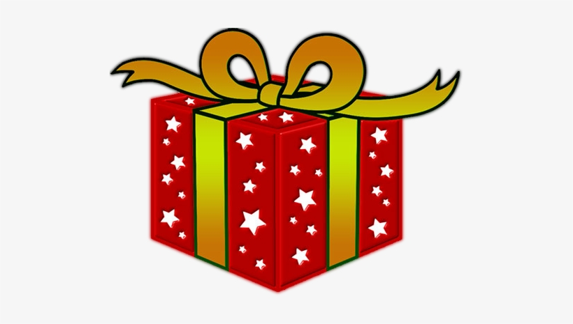 Red Gift Box Png Image Christmas Presents Transparent Background