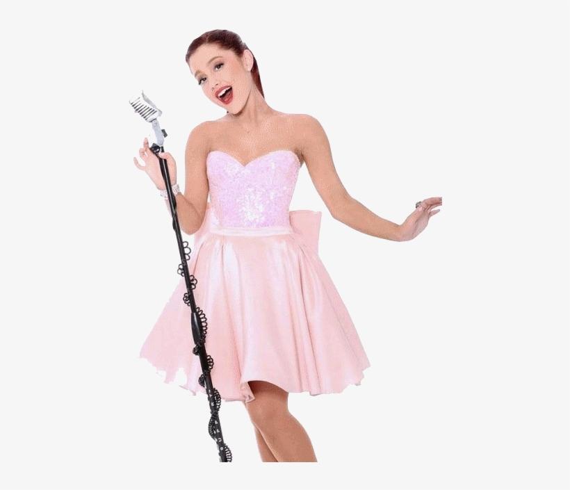 Ariana Grande - Ariana Grande 2012 Photoshoot, transparent png #344888