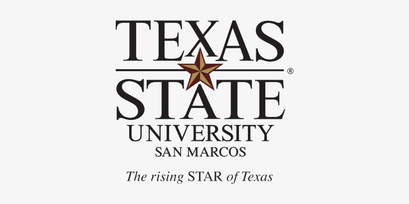 Texas State University-san Marcos Primary Logo Vertical - Texas State University Bobcat Mascot, transparent png #345194