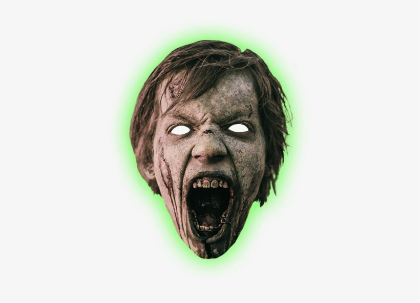 Tap The Zombie Face De Zombie Png Free Transparent Png Download Pngkey