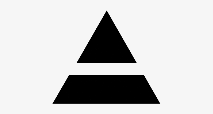 30 Seconds To Mars Png Transparent Image - 30 Seconds To Mars Inverted Triad, transparent png #347625