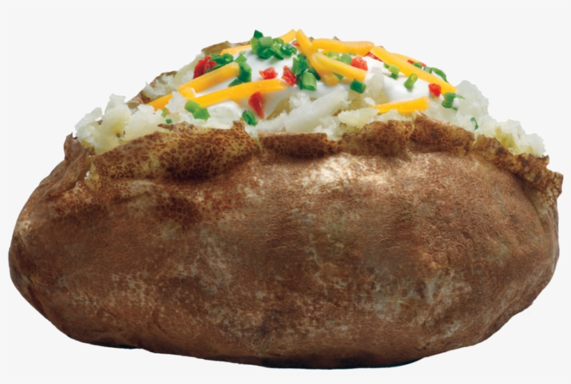 Royalty Free Download Fully Loaded Baked By Fearoftheblackwolf - Baked Potato Sale, transparent png #348197