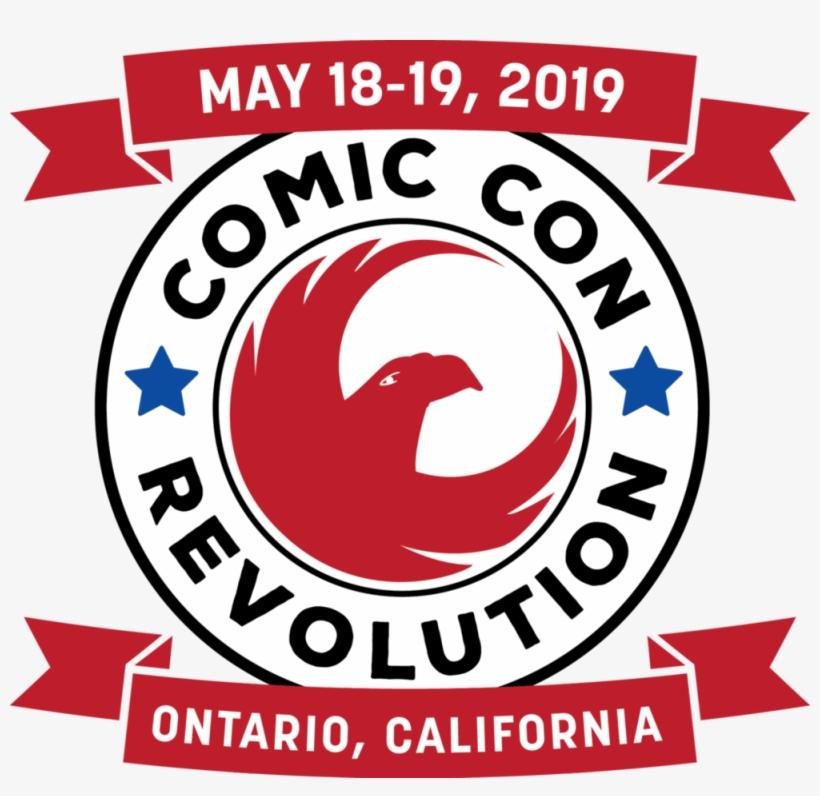 Comic Con Revolution - Ontario, transparent png #348691