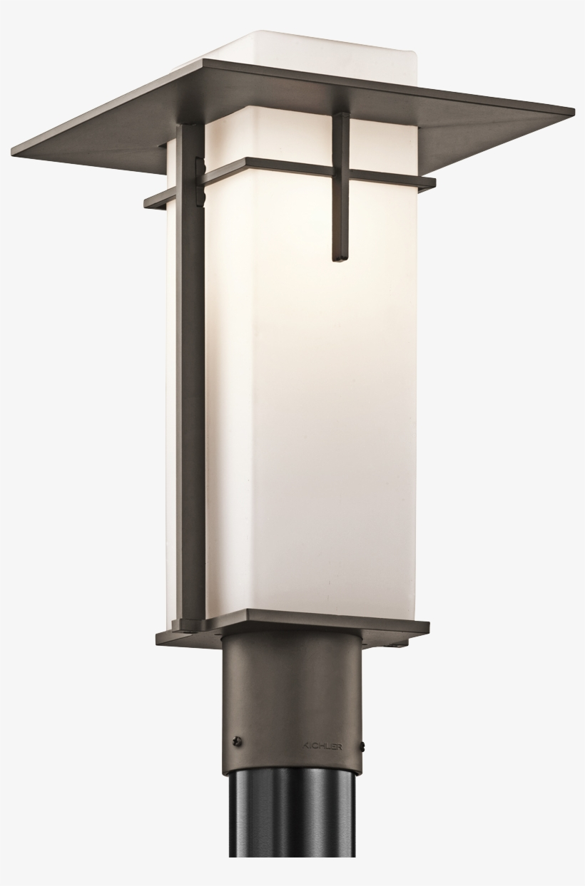 Loading Zoom - Outdoor Fence Post Light, transparent png #3401604