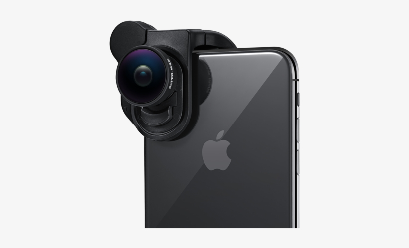 As You Create Accessories For Apple Products, Follow - Olloclip Mobile Photography Lens Box Set For Iphone, transparent png #3402639