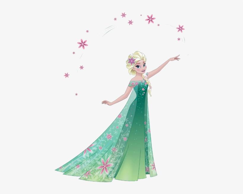 Clipart Info - Disney Princess Elsa Frozen Fever, transparent png #3408195