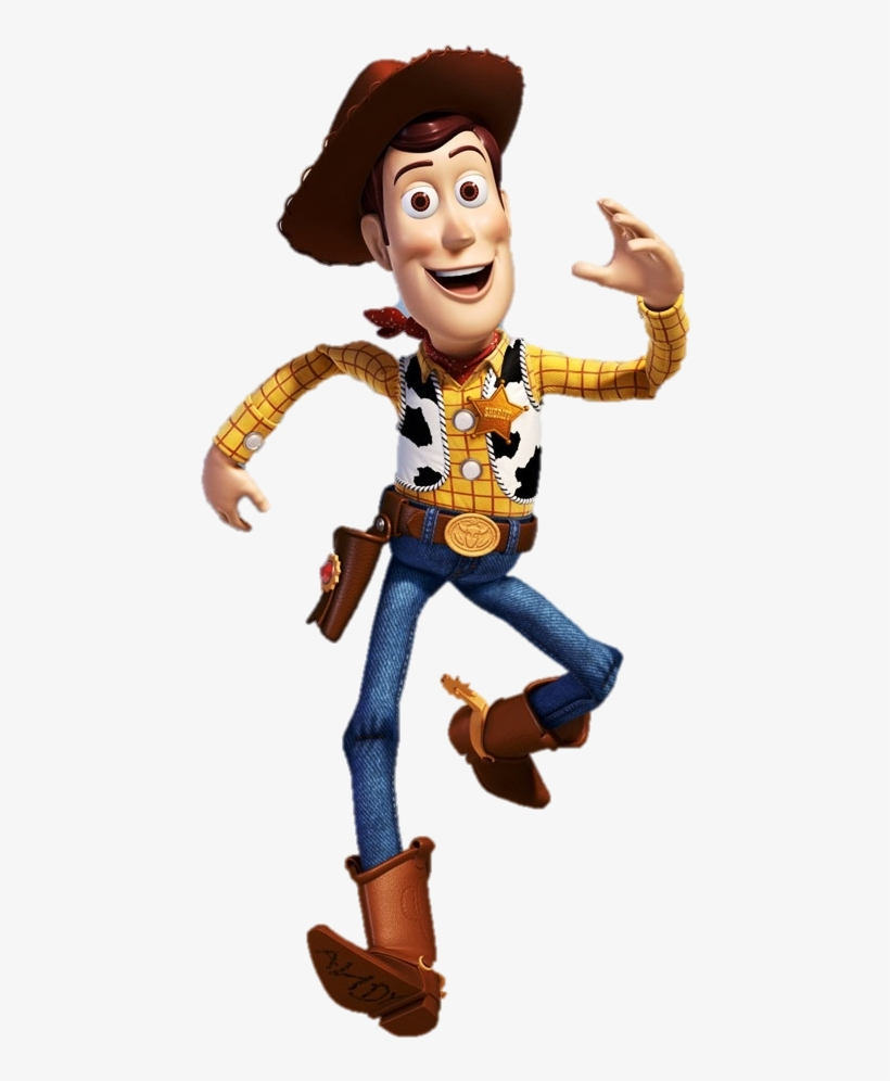 Woody - Toy Story 3 Woody, transparent png #3415980