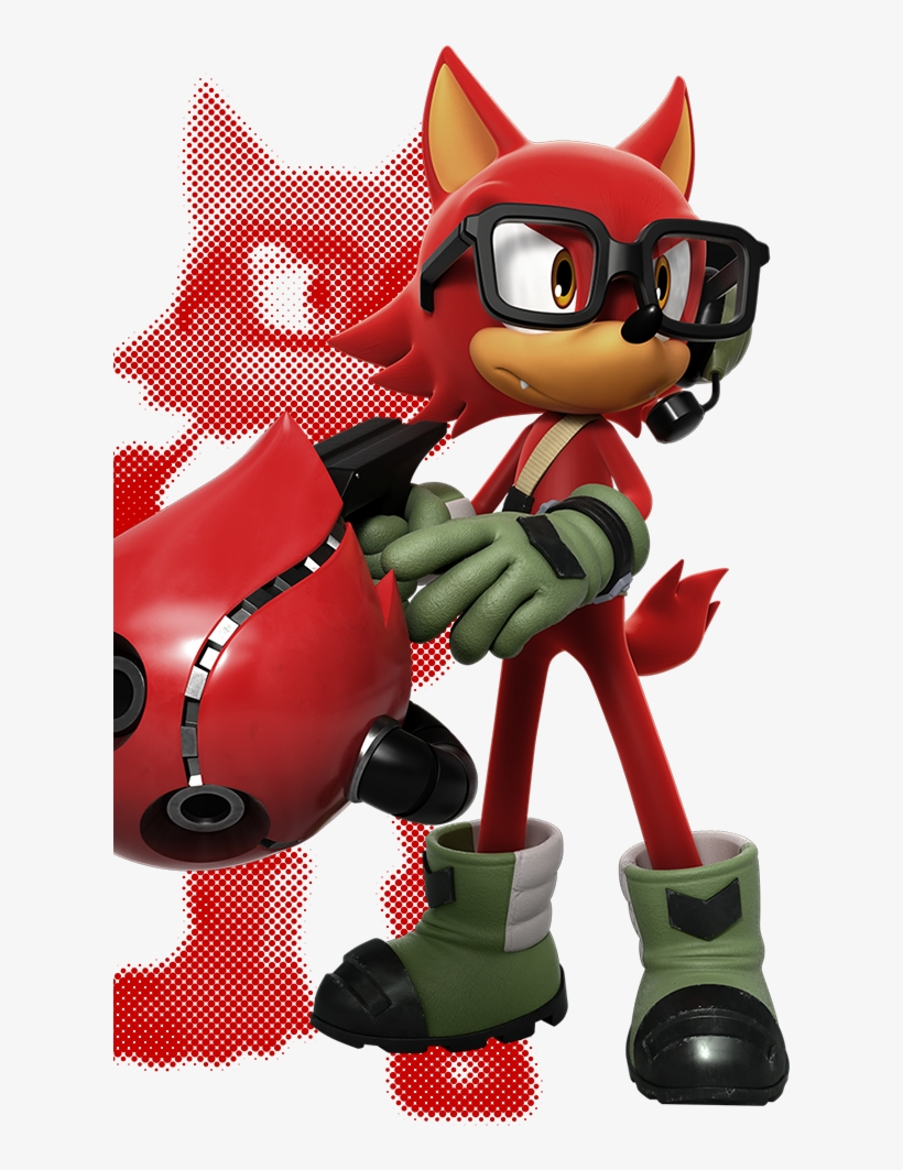Sonic Forces/custom Character - Custom Character Sonic Forces, transparent png #3416288