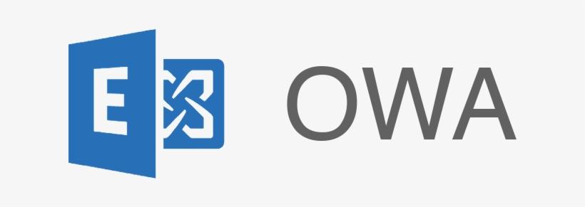 Secure Outlook Web App With Logintc Multi-factor Authentication - Outlook Web App Logo, transparent png #3418034