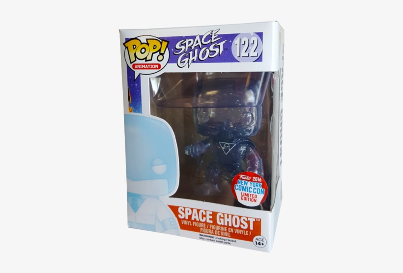Funko Pop Animation Space Ghost - Space Ghost - Pop! Vinyl Figure, transparent png #3419712