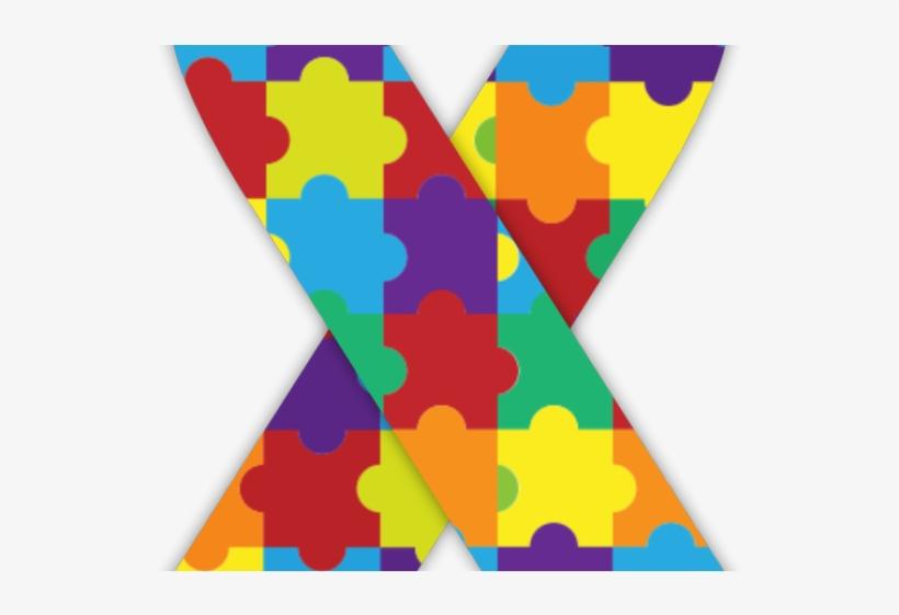 Autism Ribbon - Autism Awareness Ribbon Png, transparent png #3420559