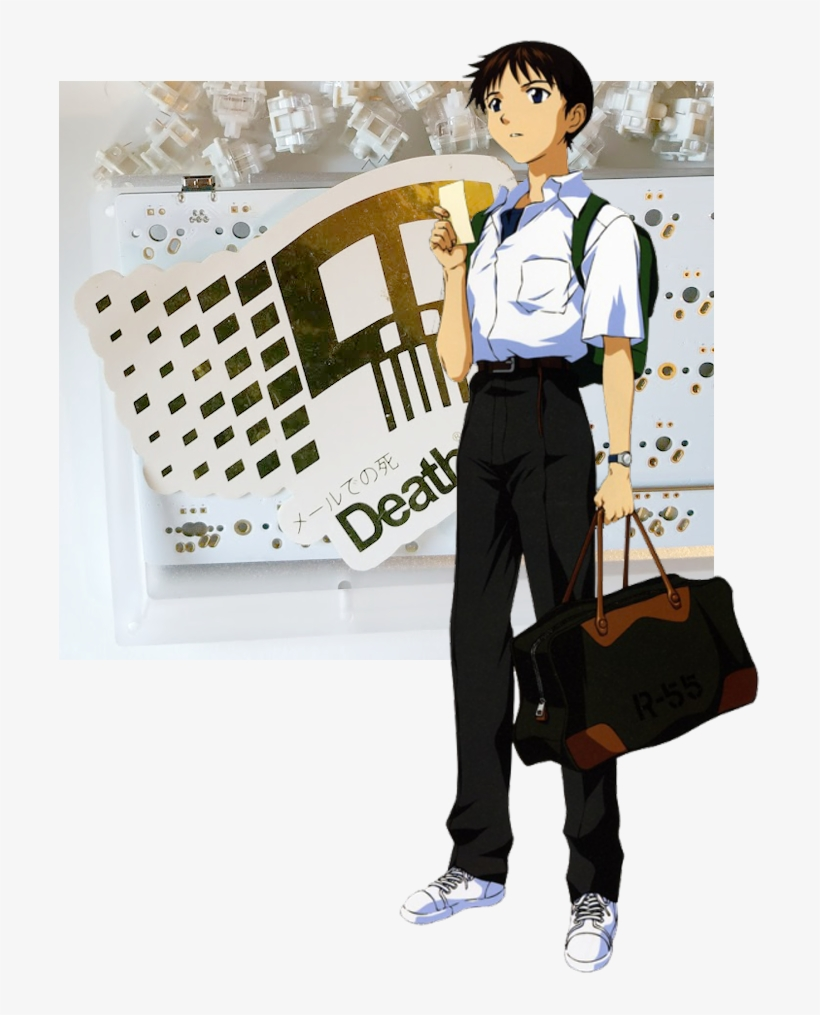 Ucla Class Of 2017, Ba In Art, Minor In Digital Humanities - Don T Talk To Me Or My Son Ever Again Evangelion, transparent png #3420984