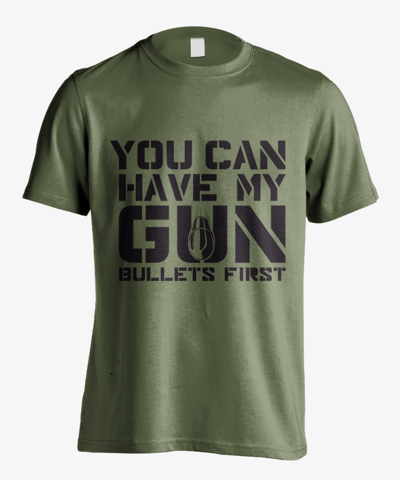 You Can Have My Gun - You Can Have My Gun Bullets First, transparent png #3428133