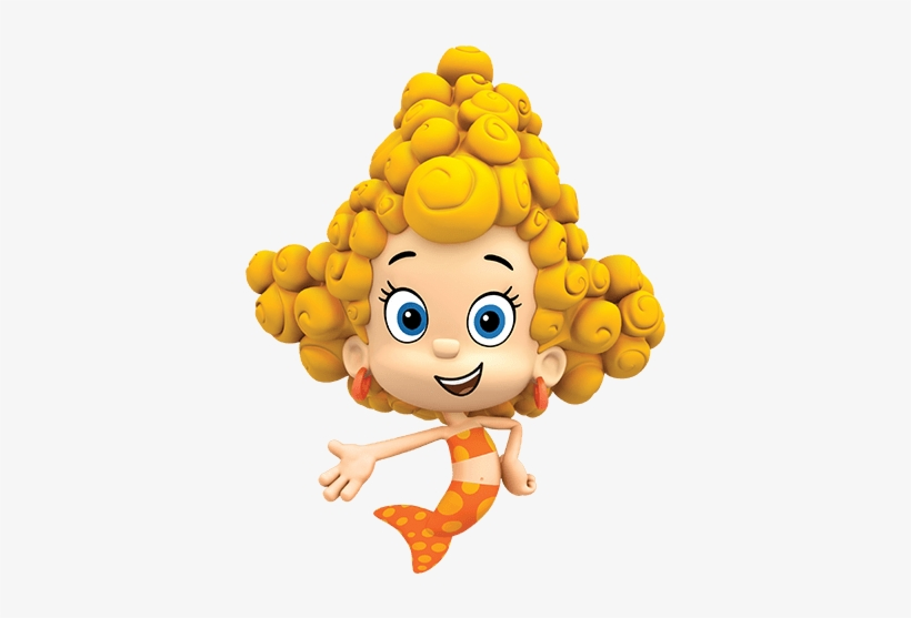 Bubble Guppies Characters Printables - Free Transparent PNG Download