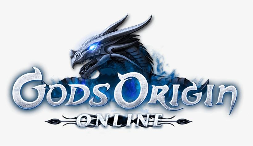 Gods Origin Online Game Online Logo Free Transparent Png Download Pngkey